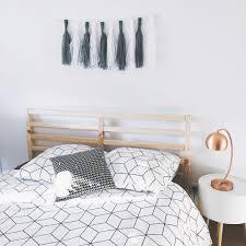 ikea deco chambre décoration home bedroom chambre lit ikea scandinave