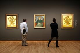 Van Gogh Museum Floor Plan by Van Gogh Museum Reopens With Display On His Craft
