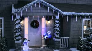 philips led color changing icicle light set