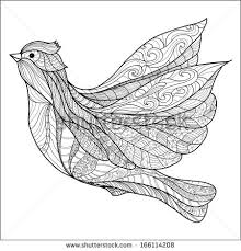 ornamental birds stock images royalty free images vectors