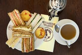 box cuisine patisserie afternoon tea for two at patisserie valerie with cake gift box