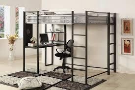 loft bed frame full size metal u2014 room decors and design build