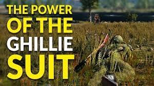 pubg ghillie suit hmongbuy net ghillie suits and bushes plays playerunknown s