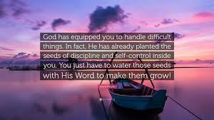 joyce meyer quote u201cgod has equipped you to handle difficult