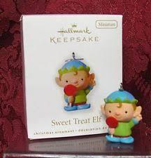 hallmark miniature ornaments 2000 now ebay
