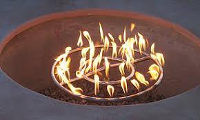 Gaslight Firepit Unique Gas Pit Rings Gaslight Firepit Gas Lights Pits