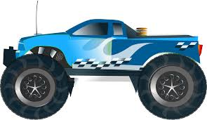 monster truck monster truck opengameart org