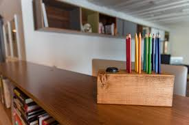 100 wooden pencil holder plans amazon com natural bamboo
