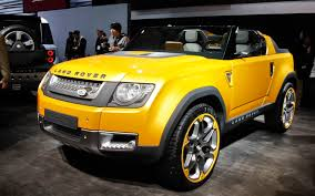 land rover defender concept land rover dc100 sport car news and expert reviews