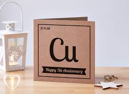 year anniversary gift 7th wedding anniversary gift ideas