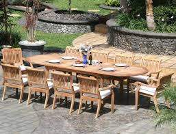 outdoor table that seats 12 home design large round dining tables to seat 12 expandable wood