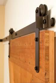 Door Hardware by Rustic Slide Barn Door Closet Hardware Set Rustic Barn Door