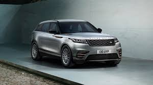 dark silver range rover new range rover velar first edition land rover