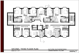 Beautiful  Unit Apartment Building Plans Pictures Decorating - Apartment building design plans