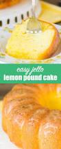 moist lemon pound cake couldn u0027t be easier lemon jello and a lemon