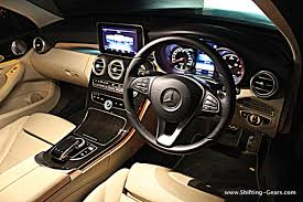 mercedes c class review 2015 mercedes c class review shifting gears