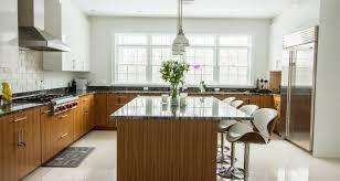 mid century modern walnut kitchen cabinets modern white walnut kitchen greenwich greenwich kitchen