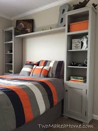 17 Headboard Storage Ideas For Your Bedroom Bedrooms Spaces And by How To Build A Bedroom Storage Tower System Bedroom Storage Diy