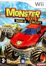 monster truck nitro games monster 4x4 world circuit wii amazon co uk pc u0026 video games