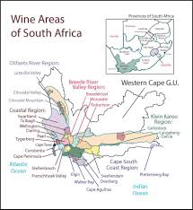 Map South Africa South Africa U2013 Swe Map 2017 U2013 Wine Wit And Wisdom