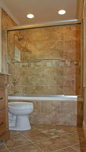 Small Bathroom Tiling Ideas by Decoration Ideas Breathtaking Brown Travertine Tile Flooring