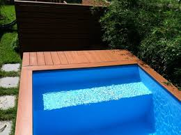 Pool Ideas For Backyard Pool Box A Deluxe Backyard Pool Made From A Recycled Dumpster