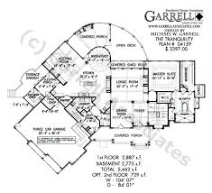 tranquility house plan craftsman house plans