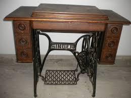 Vintage Singer Sewing Machine Cabinet Old Sewing Machine Tables The 25 Best Old Sewing Machine Table