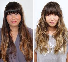 by hairstyle experts on the hairstyles that make you look old