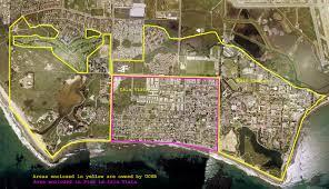 Santa Barbara Map University Of California Santa Barbara