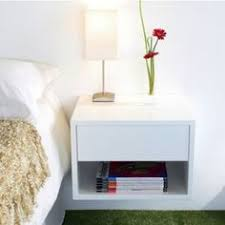 bewitching narrow nightstand for decoration of master bedroom
