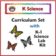 kindergarten science curriculum with lab kit mcruffy press