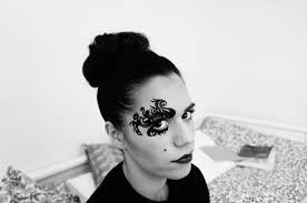 Halloween Makeup With Eyeliner Diy Makeup I Want Your Style