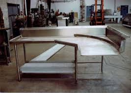 Stainless Steel Countertops Counter Tops American Metal Products Inc