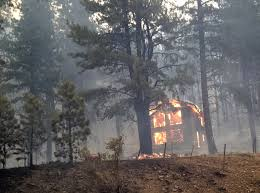 Wild Fires In Oregon State by Burned Poor Planning And Tactical Errors Fueled A Wildfire