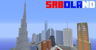 Modern City Modern City Srboland Minecraft U003e Maps U003e Other Misc Gamebanana