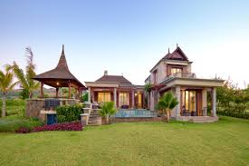 colonial style villa in bel ombre mauritius luxury homes