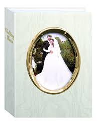 Wedding Photo Album 5x7 Buy Pioneer Oval Framed Wedding Photo Album Moire Fabric Cover