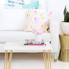 diy livingroom decor 24 affordable diy living room projects teen vogue