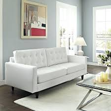 Modern Leather Sectional Sofa Lovely White Leather Contemporary Sofa Picture U2013 Gradfly Co