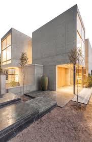 design villa bracket design studio creates a contemporary villa in the garden