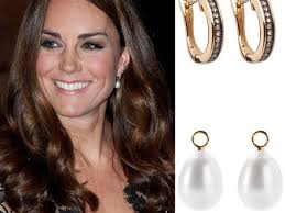 kate middleton s earrings 49 kate middleton pearl earrings kate middleton diamond and pearl