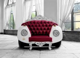 Disney Cars Armchair Getting Car Furniture Luxuriously Right With The Glamour Beetle