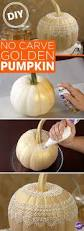23 totally chic ways to decorate your pumpkins ghost pumpkin