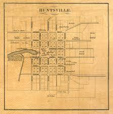 Alabama Maps File 1840 Map Of Huntsville Alabama Jpeg Wikimedia Commons
