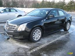 cadillac cts 2011 for sale 2011 cadillac cts 4 3 0 awd sedan in black 128445