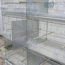 gabbie per batteria gabbie per uccelli allevamento esposizione da 120 a 240
