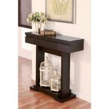 Black Console Table Small Black Console Table Foter