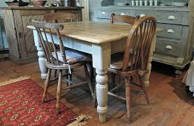 Farm House Kitchen Table For Rustic Farm House Kitchen Style - Farmhouse kitchen table