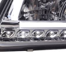 audi a6 headlights daylight headlight set audi a6 typ 4b autoworld